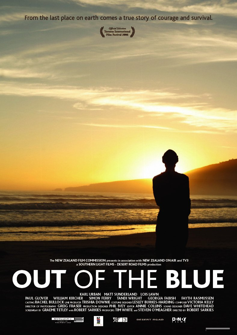 Reviews for Out of the Blue